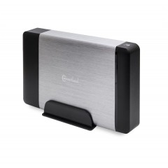 "External USB 3.0 Enclosure for 3.5"" SATA III Hard Drives (Sliver)"