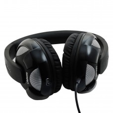 UFO210 NC2 2.1 Amplified Stereo Headphone with In-line Microphone, Independent Bass Subwoofer