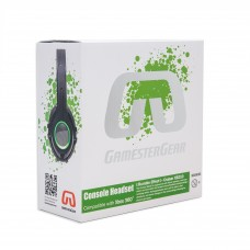 Cruiser XB210 BASS QUAKE Stereo Gaming Headset with Detachable Boom Mic for XBOX 360