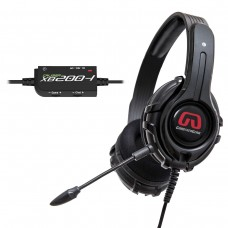 Cruiser XB200-I Stereo Gaming Headset with Detachable Boom Mic for XBOX 360