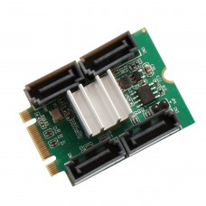 M.2 to 4-port SATA III Adapter
