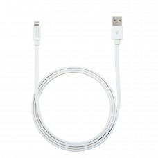 3 ft Flat Lightning to USB2.0 Data and Charging Cable