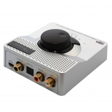 USB 2.0 DAC 24bit 96KHz plus Stereo Headphone Amplifier