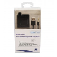 "3.5"" Portable Headphone Amplifier"