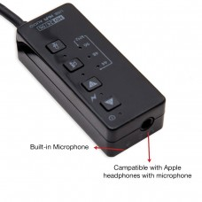 USB 2.0 Virtual 7.1 24 Bit 96kHz Audio Adapter with Integrated Mic
