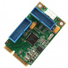 Mini PCI-Express USB 3.0 Host Controller Card