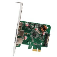 USB 3.1 Gen 1 5Gbps Multiport PCI-Express Host Card