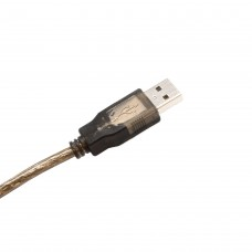 USB 2.0 to RS232 DB9 Male Serial Cable FTDI Chipset 1.5M