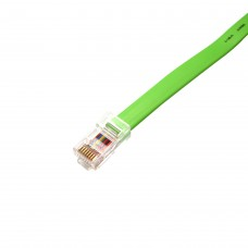USB 2.0 to RJ45 (RS232) Cisco Console Cable FTDI 1.8M