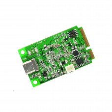 Mini PCI-Express 2.0  to USB 3.1 Type-C Gen 2 card, ASM1142 Chipset
