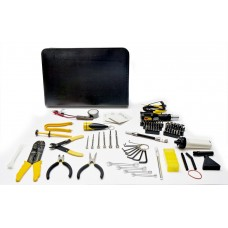 100 Pieces Computer Repair Tool Kit, Zipped Case