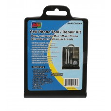 Cell Phone Repair Kit. Suitable for iPhone and Major Brands.