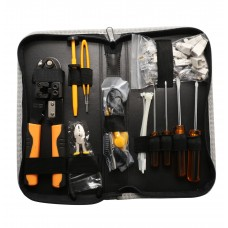 39 Pieces Computer / Networking Toolkit