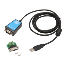 USB 2.0 to 1x DB9 Serial (RS232/422/485) Converter
