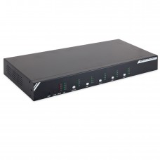 4 x 4 HDMI Matrix Switch Extender over CAT5e/6