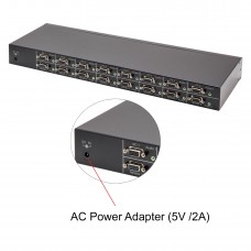 8x8 Matrix VGA Switch and Extender