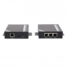 Chainable HDMI Extender Using Cat5e or CAT6 Cable Extend Up to 328ft