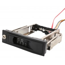 "5.25"" Bay Drive Trayless SATA III 3.5"" HDD Mobile Rack"
