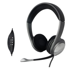 Syba P3200-I OG-AUD63085 57mm Speaker Driver Gaming Headset and Detachable Microphone