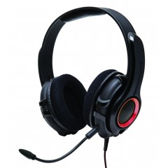 f8d9a610c8c Cruiser PC200 Stereo Gaming Headset with Detachable Boom Microphone for PC  - OG-AUD63079