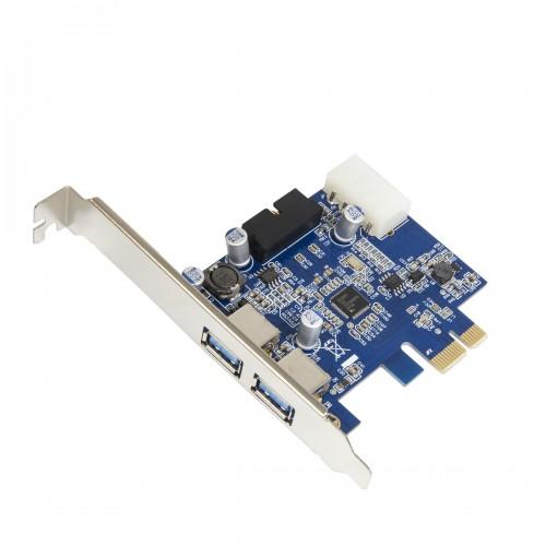 2 Port USB 3 0 and One USB 3 0 19 Pin Internal Header PCI Express