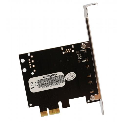 2 Port 1394B Firewire 1394A 1 Port PCI Express 1 0 x1