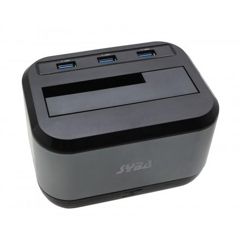 USB 3 0 SATA Hard Drive Docking Station, SY-ENC50082,