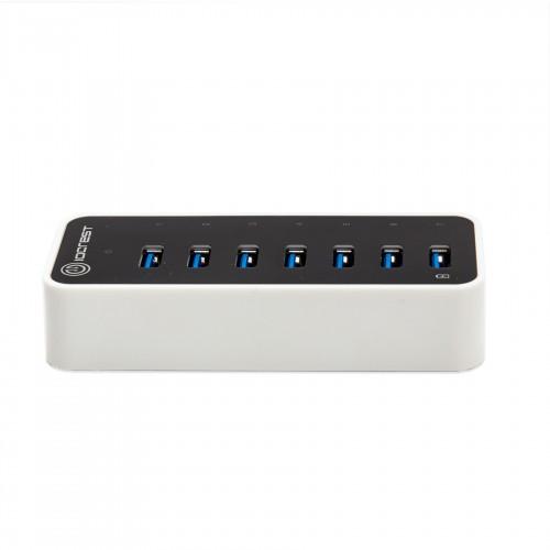 Syba SY-HUB20152 7 Port USB 3.0 Hub with One Fast Charging Port NEW